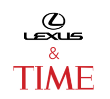 Lexus & Time Magazine